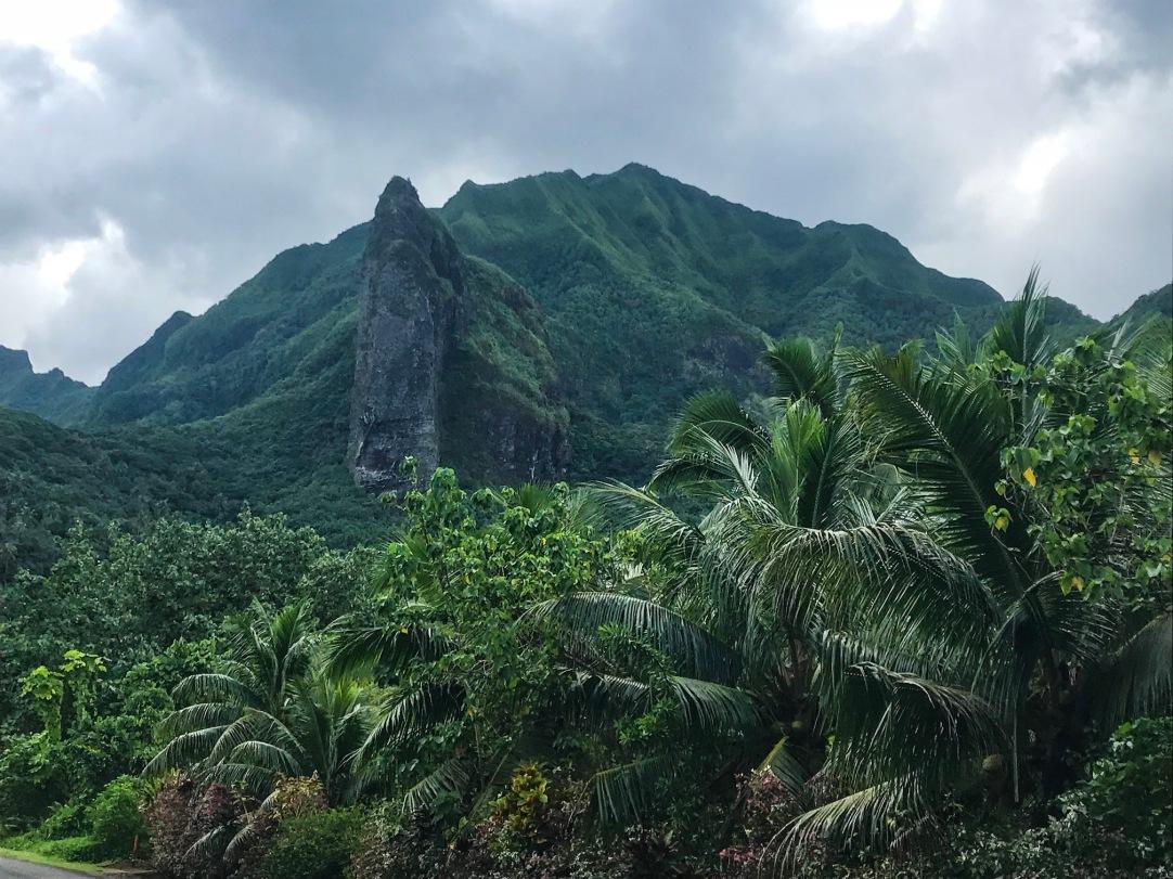 1b.Raiatea Peak